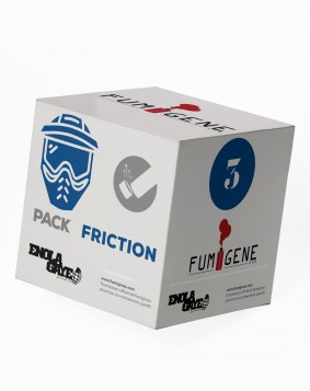 PACK FRICTION Rookie