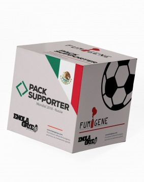 PACK SUPPORTERS MEXIQUE