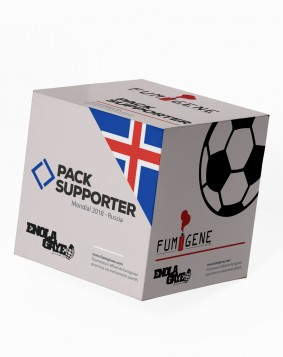 PACK SUPPORTERS ISLANDE