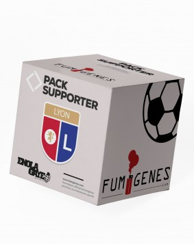 pack supporters Olympique Lyonnais