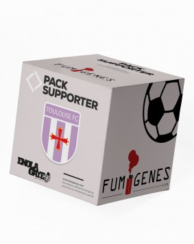 pack supportersToulouse FC, TFC