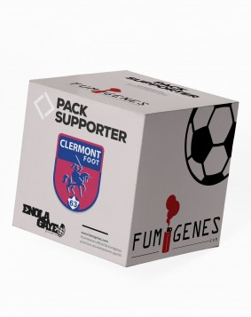 pack supporters CLERMONT FOOT