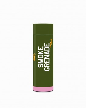 fumigène rose, friction , smoked grenade, pink